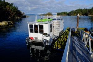 SeaSuite near Sidney, British Columbia